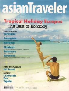 asianTraveler Magazine 2010