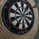 Darts in the Garden Bar Games Room