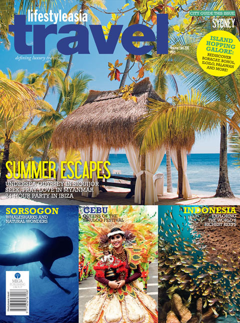 Featured: Lifestyle Asia Travel 2011 Image
