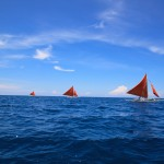 Traditional Paraw Sailing