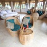Penthouse - Seating Area on Upper Level
