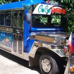 Coco Adventurer Jeepney used for Transfers and Land Tours