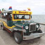 Resort Vehicle - Honeybee Jeepney