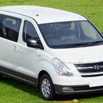 Resort Vehicle - Hyundai Starex